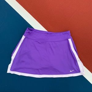 Nike Dri-Fit Mini Tennis Skort